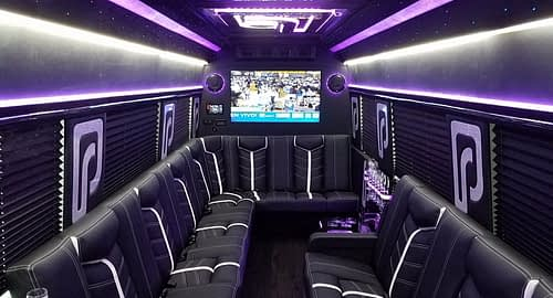 What is the party bus pricing in USA